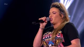 The X Factor UK 2017 Jenny Ball Six Chair Challenge Full Clip S14E12