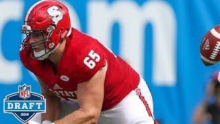 Garrett Bradbury NFL Draft Tape | NC State C