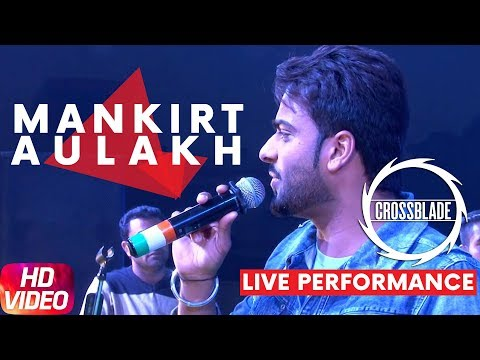 Mankirt Aulakh | Live Performance |  Coming Soon | Jaipur Gaana Crossblade | Speed Records