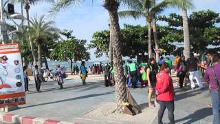 Pattaya Паттайя, на тук-туке до Walking Street