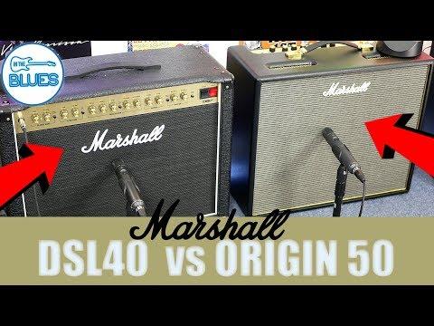 Marshall DSL40 vs Origin 50 Amplifier Comparison - Did I Buy