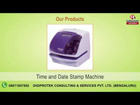 Thermal & Digital Printers by Digiprotek Consulting & Services Private Limited, Bengaluru