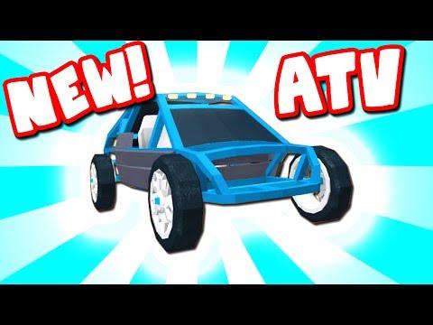 NEW ATV VEHICLES (Roblox Jailbreak)
