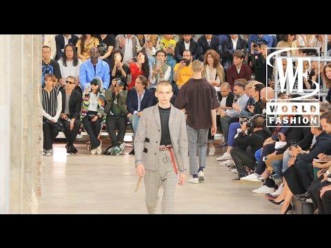 Lanvin Spring/Summer 2017 Paris Men`s Fashion Week