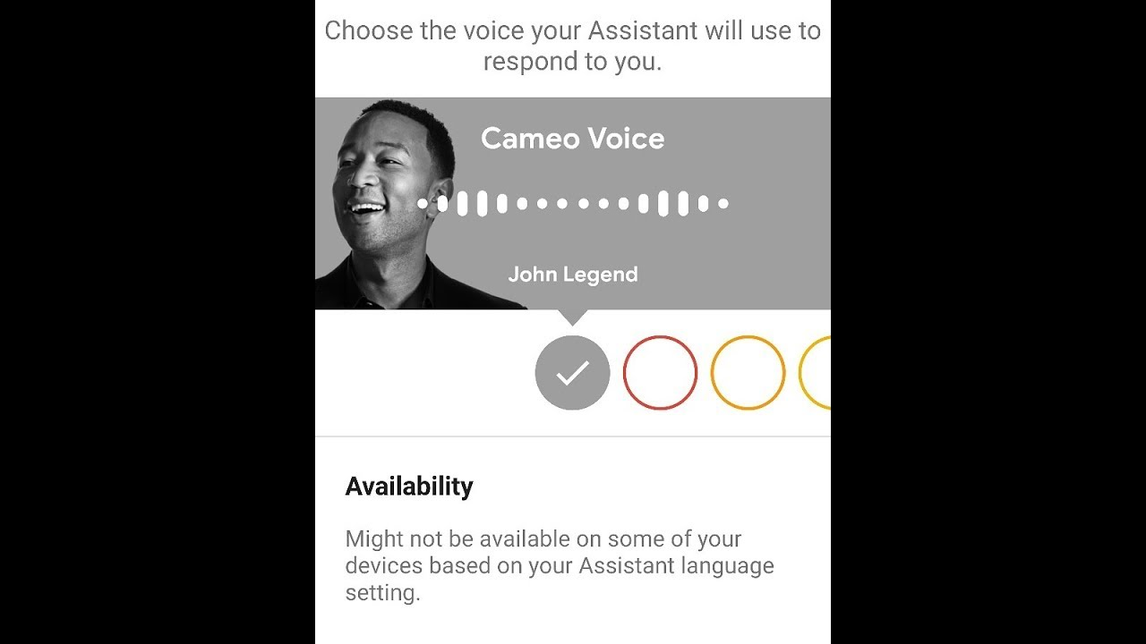 How To Change The Google Assistant Voice!