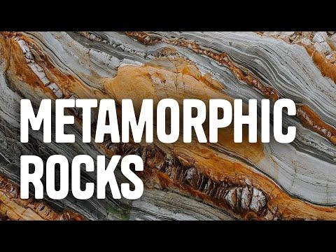 Metamorphic Rocks Video