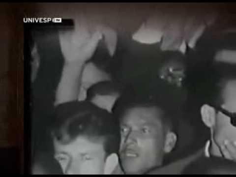 1964: Comício da Central do Brasil