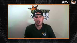 DraftKings:  How to Find Value in Daily Fantasy Sports with Peter Jennings
