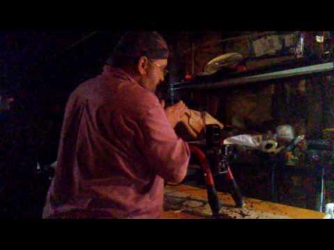 The Homelite 5 ton electric log splitter