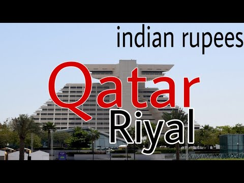 Qatari Riyal indian Rupees today Rate