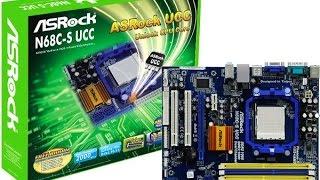 Ремонт материнской платы Asrock N68C-S UCC. Запускается на 1 секунду(Ремонт материнской платы Asrock N68C-S UCC. Запускается на 1 секунду. Заработок на Ютубе (партнерка): https://goo.gl/KrUC5V..., 2014-07-19T08:55:52.000Z)