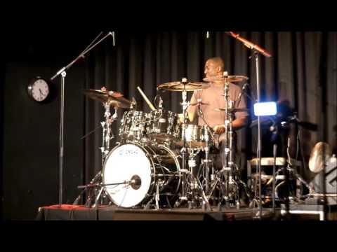 Larnell Lewis - Drum & Bass Festival Dresden 2016