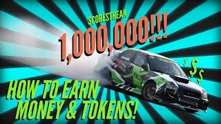 NFS Payback: How to farm for Money & Tokens (FAST & EASY!!)