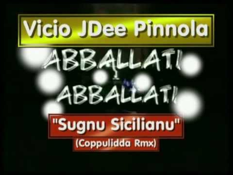 Vicio JDee Pinnola - Sicilianu Sugnu (Coppulidda Remix)