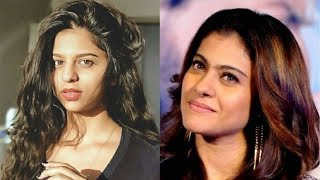 Kajol talks about Suhana Khan getting trolled
