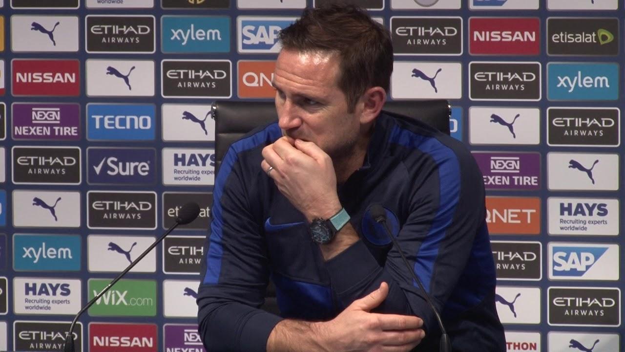 Chelsea Pecat Frank Lampard