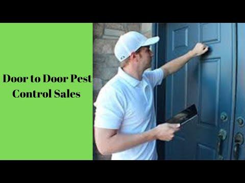 PEST CONTROL DOOR TO DOOR SALES PITCH