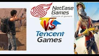 TOP 28 BEST GAMES TENCENT GAMES VS NETEASE GAMES