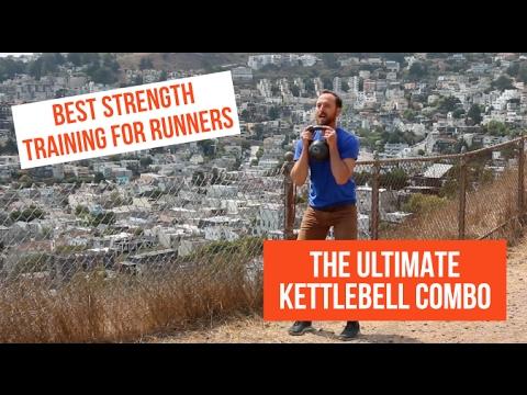 Best Strength Training For Runners | Kettlebell Combo