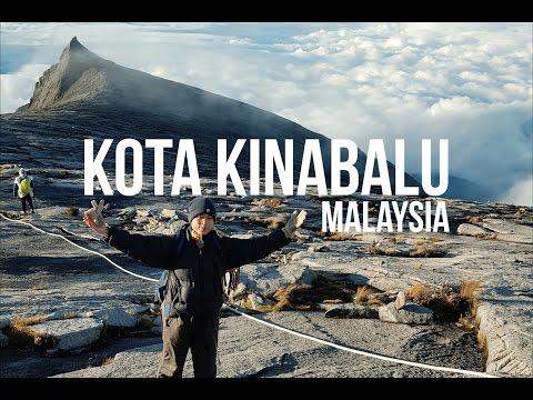 Mount Kinabalu Climb | Sabah, Malaysia (GoPro Hero 4)