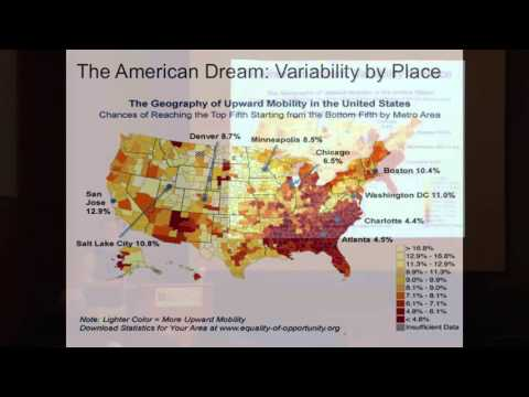 """Douglas Gagnon lectures on """"Equity, Schools, and The American Dream"""""""