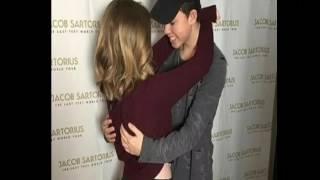 A Girl Kissing Jacob Sartorius On The Lips Edit