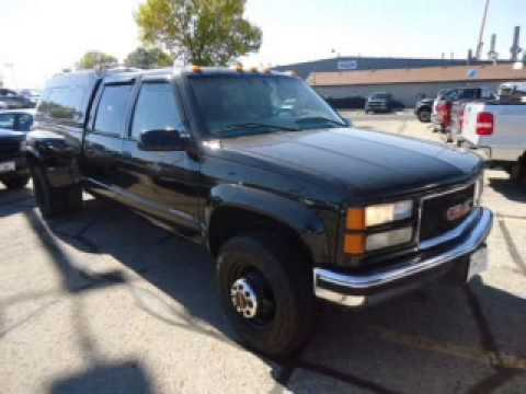 1998 GMC Sierra 3500 - Madison WI - YouTube