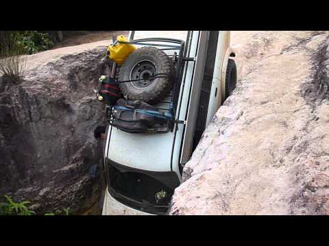 Dal does Gunshot Creek, Cape York 2014 Pt 2