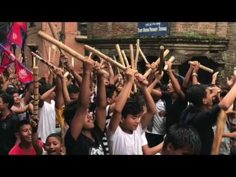 Gaijatra 2074- Bhaktapur