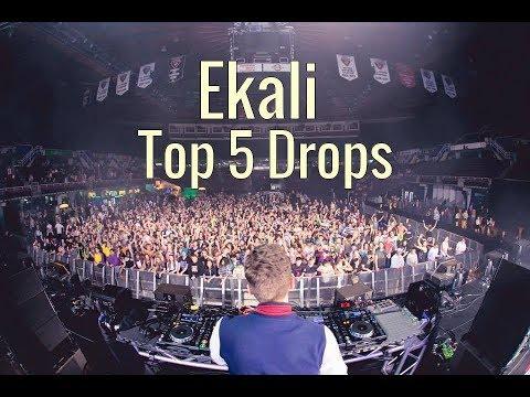 Ekali - Top 5 Drops