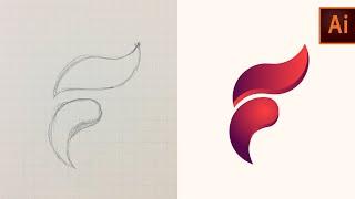 How Do I Mąke a LoGo in Illustrator CC 2020 or CS6