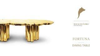 Fortuna Dinning Table - Boca do Lobo
