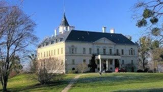 Raduň Castle in December (Zámek Raduň v prosinci), Czech Republic (Česká Republika) [HD]
