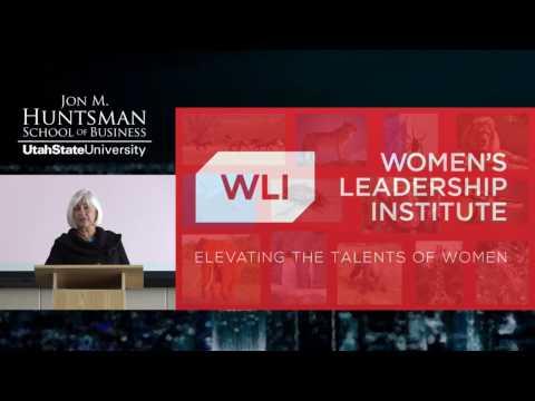 Focused Fridays Leadership Forum, Patricia Jones,  4/21/17