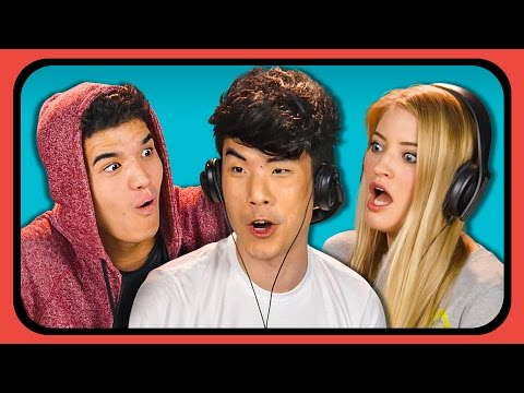 Thumbnail: YOUTUBERS REACT TO SATISFYING SLIME VIDEOS COMPILATION