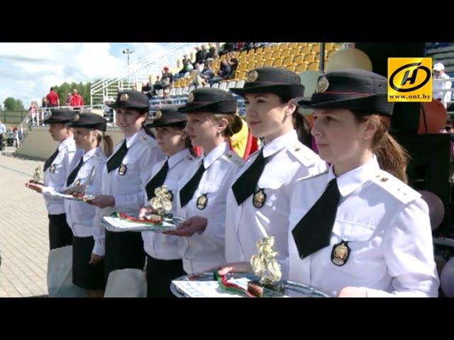 Праздник спорта прошёл для сотрудников МВД