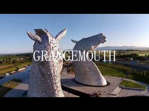 Tour Of Grangemouth