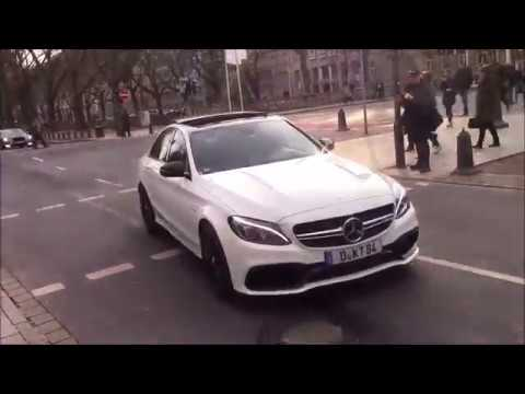 Carspotting in Dusseldorf Februari 2018 together with Supercar HD and Xcr4p Motorsport