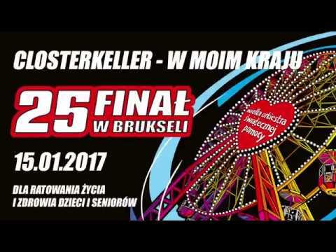 25 Finał WOŚP Bruksela :: Closterkeller - w moim kraju