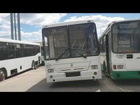 Автобусный парк Челябинска