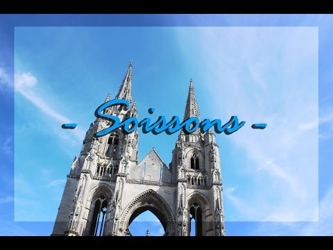 1 HOUR IN SOISSONS?! | Travel #2 | audreyrose
