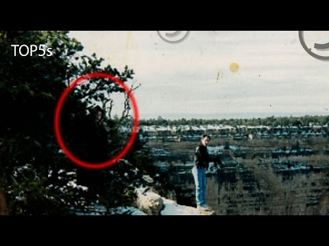 5 Disturbing & Unexplained Photographs