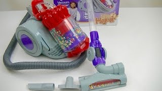 Dyson DC22 Toy Cylinder Vacuum Cleaner By Casdon Review & Demonstration thumbnail