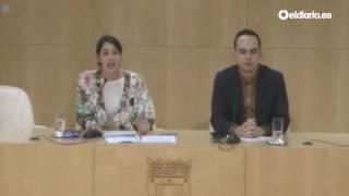 El Ayuntamiento de Madrid dice que no tiene competencias para retirar el cartel de