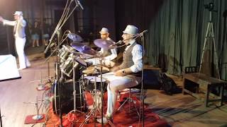 Oscar Jazz Band / Kolkata / Solo drums / 10.01.2019