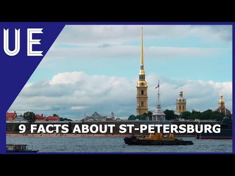 9 Things You Didn't Know About St-Petersburg