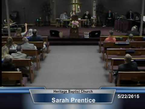 Resurrection Morn - Sarah Prentice