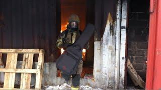Slickbag extreme guitar bag test - fire, water, fall