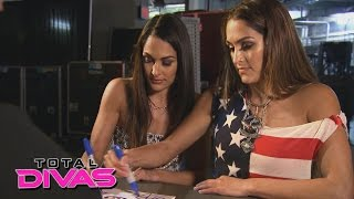 Brie asks Nikki if she