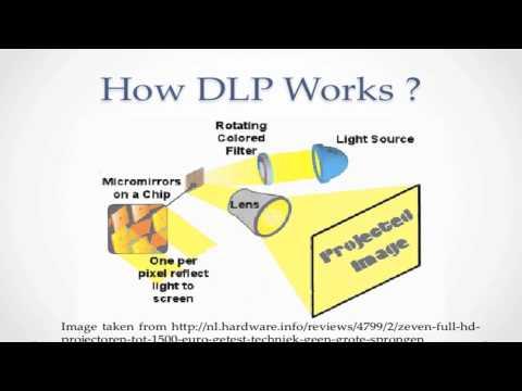 3D Printing Course Series. Episode 9 : DLP Digital Light Processing 3D Printing